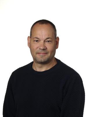 Skoleleder Kenneth Oksborg
