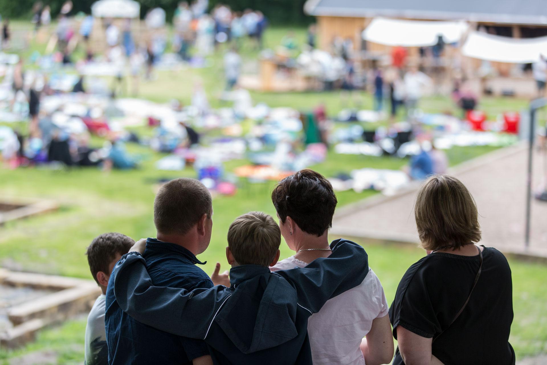 Sommerfest Tybjerg Privatskole