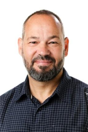 Skoleleder Kenneth Tim Oksborg